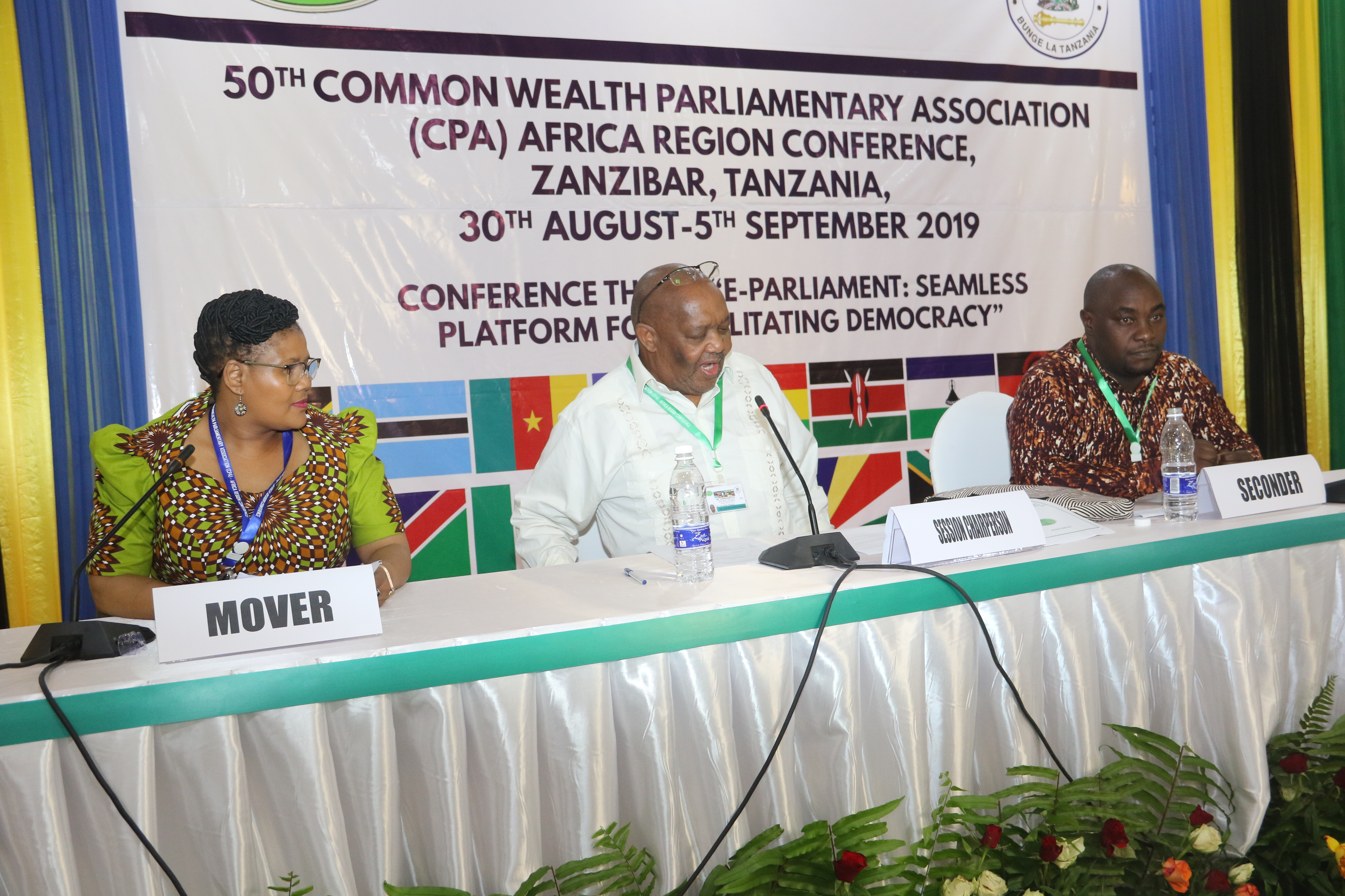 50th Commonwealth Parliamentary Association (CPA)