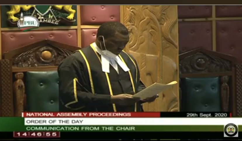 National Assembly to Appeal High Court Ruling on Constitutional Petition