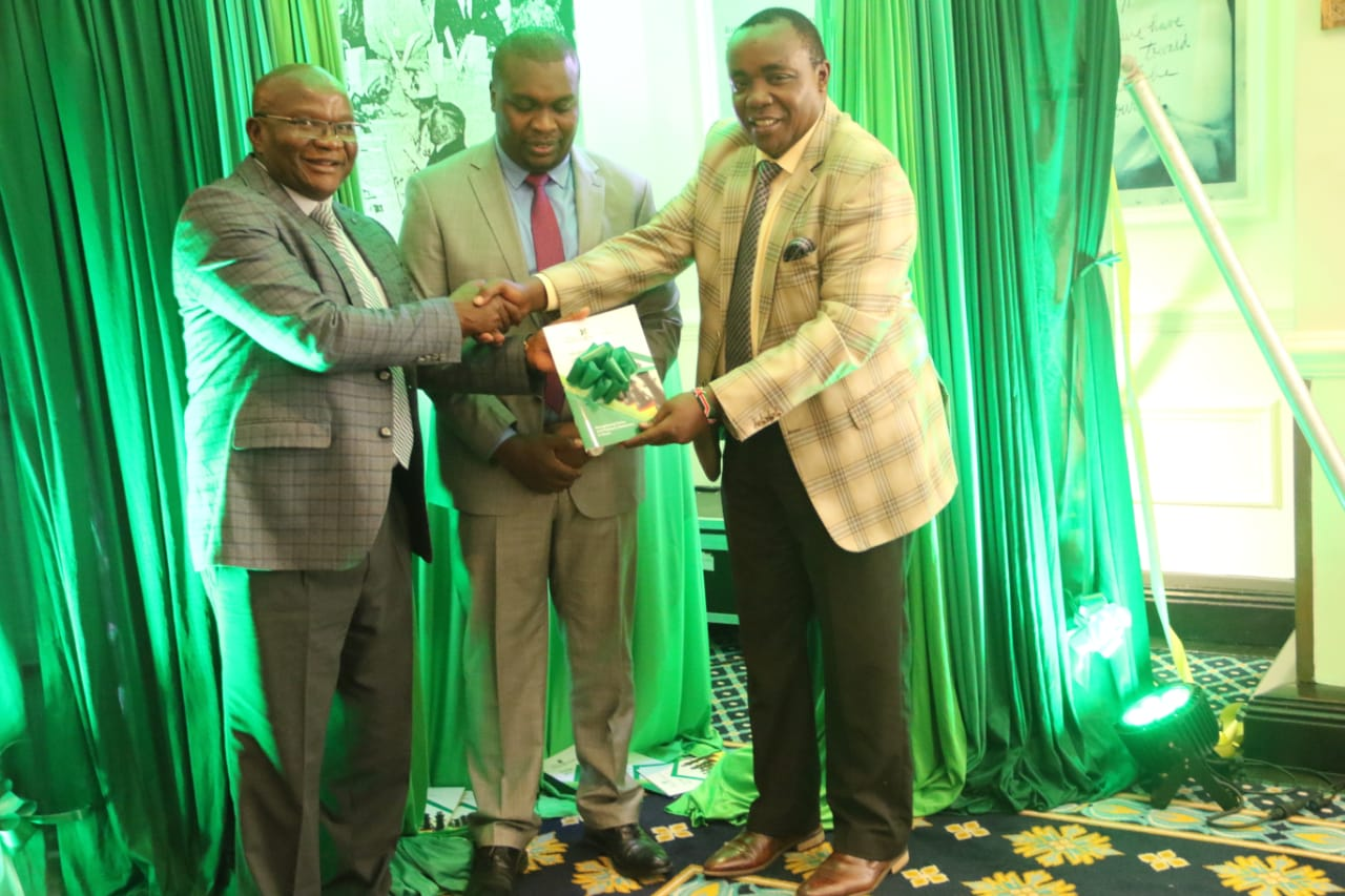 Strengthen Political Party Systems to encourage Citizen Participation in Governance- Urges Speaker Muturi