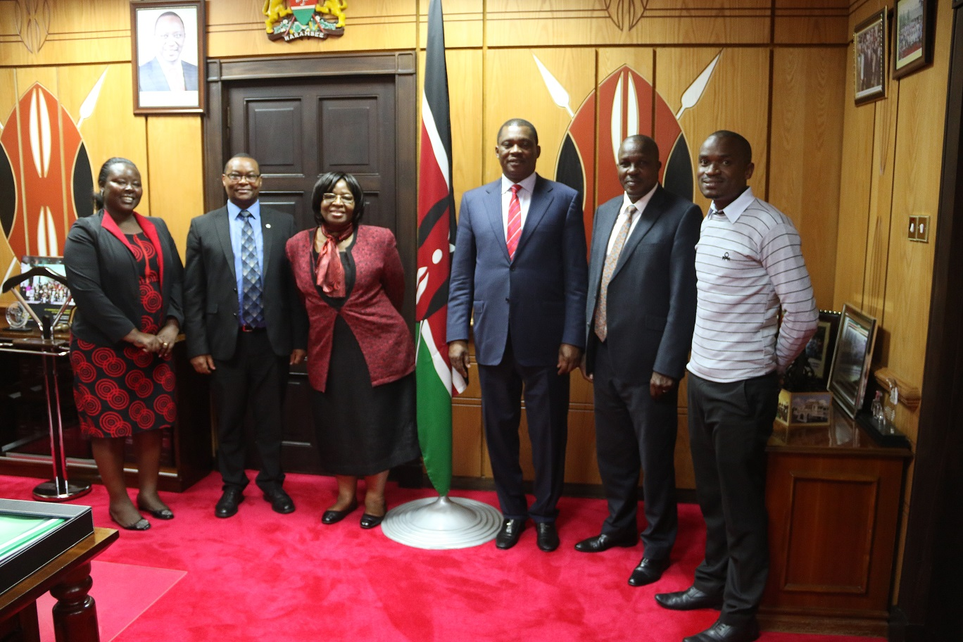 Allocation of More Resources to the Auditor General's Office, key to success in the Fight against Graft- Speaker Muturi