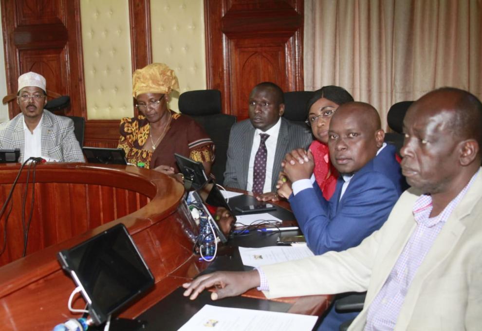 Tenders | The Kenyan Parliament Website