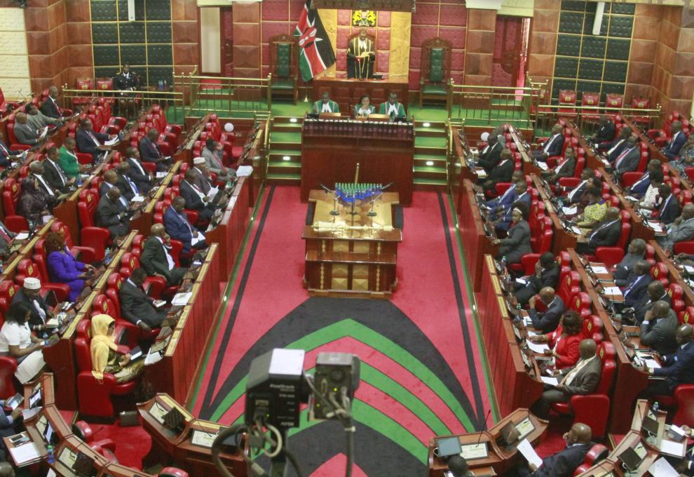 Parliament resumes after long recess